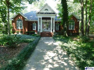 Florence Single Family Home For Sale: 1455 Marion Green Road