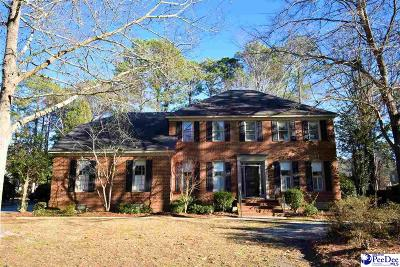 Florence Single Family Home For Sale: 1810 Brigadoone Lane