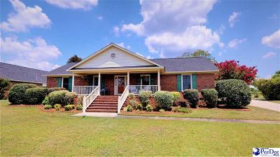 Florence Single Family Home Uc/Show For Back Up: 3189 Waterford
