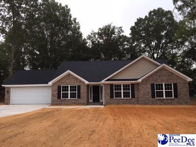 Hartsville SC Single Family Home For Sale: $199,900