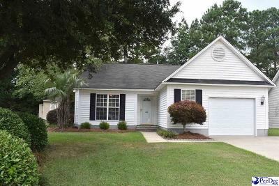 Florence Single Family Home For Sale: 643 Dunwoody Road