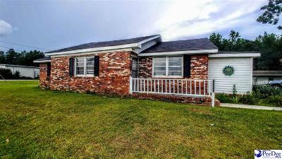 Marion Single Family Home Active-Price Change: 2200 S Hwy 501