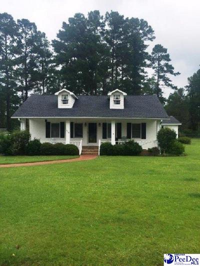 Single Family Home For Sale: 1224 Pine Lake Rd.