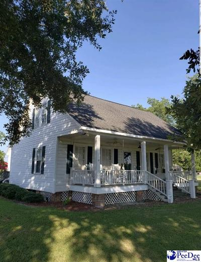 Scranton Single Family Home Uc/Show For Back Up: 2755 & 2756 Old Charleston Rd