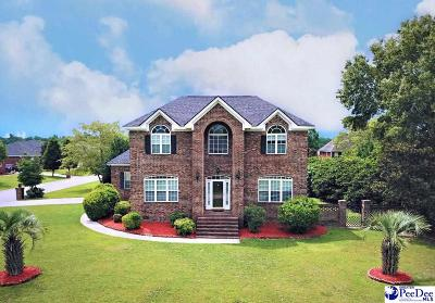 Florence Single Family Home For Sale: 2804 Hermitage Lane