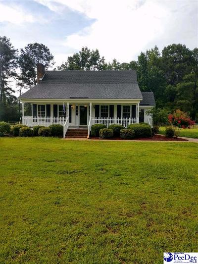 Florence SC Single Family Home For Sale: $159,900