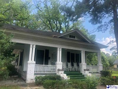 Darlington Single Family Home For Sale: 111 Lee Street