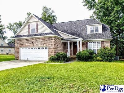Florence Single Family Home For Sale: 977 Jasmine Lane