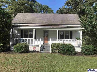 Hartsville Single Family Home Uc/Show For Back Up: 213 Clyde