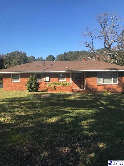 Hartsville Single Family Home For Sale: 1410 N 5th St.