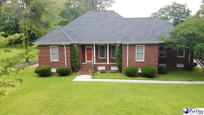 Florence SC Single Family Home For Sale: $229,000