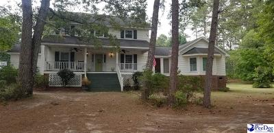 Hartsville Single Family Home For Sale: 833 Deer Run