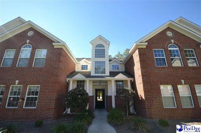 Florence Condo/Townhouse For Sale: 2105 Sanderling Dr. Apt D