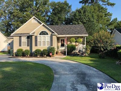 Florence Single Family Home For Sale: 633 Red Tip