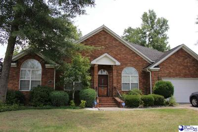 Florence Single Family Home For Sale: 2710 Carriage Place
