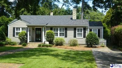 Florence Single Family Home Uc/Show For Back Up: 910 Brunwood Drive (901)
