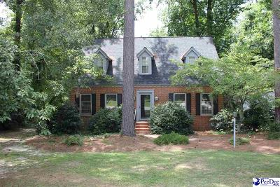 Florence Single Family Home For Sale: 529 N Beaverdam Dr.