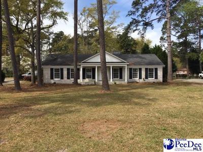 Florence Single Family Home New: 1517 Hampton