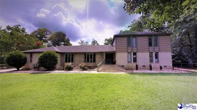 Florence Single Family Home For Sale: 2204 Timberlane Dr