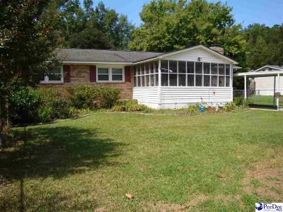 Florence SC Single Family Home New: $119,900