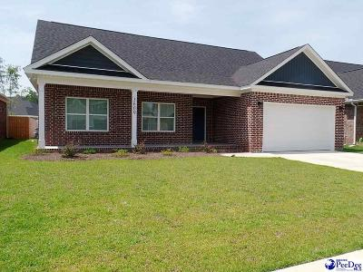 Florence SC Single Family Home New: $231,500