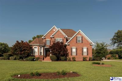 Florence Single Family Home New: 1809 Nighthawk Drive