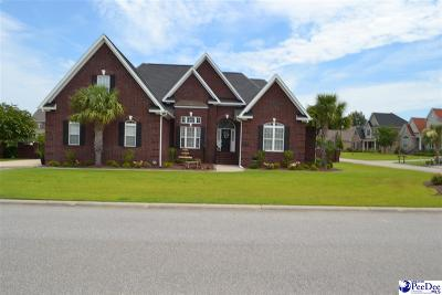 Florence Single Family Home New: 2120 Duck Hunter Pointe