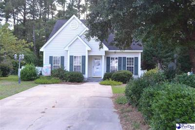 Florence Single Family Home Uc/Show For Back Up: 3848 Periwinkle Lane