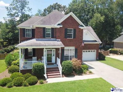 Florence Single Family Home Uc/Show For Back Up: 2753 Olde Mill Road