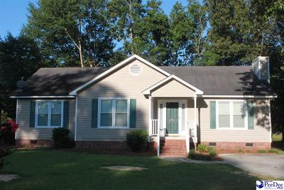 Florence Single Family Home For Sale: 2360 Chadwick