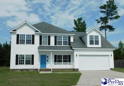 Florence Single Family Home For Sale: 401 Peatree Ct