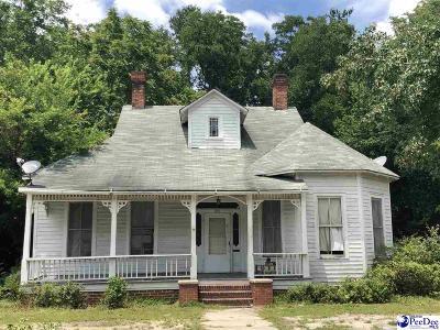 Bennettsville Single Family Home For Sale: 304 King Street