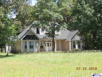 Timmonsville Single Family Home Uc/Show For Back Up: 911 Church Hill