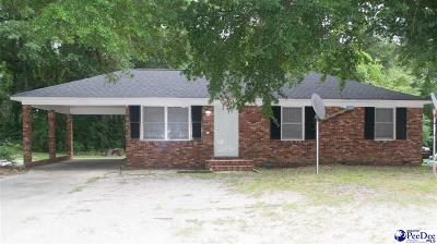 Florence Single Family Home For Sale: 906 Ranch Rd