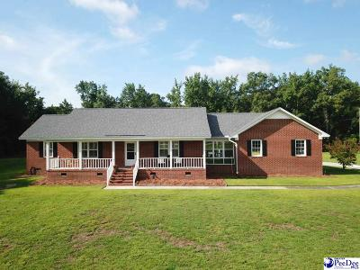 Florence Single Family Home Uc/Show For Back Up: 3780 Hoffmeyer Road