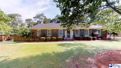 Hartsville Single Family Home For Sale: 538 Lyndale Drive