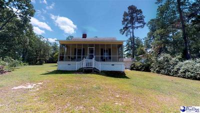 Hartsville Single Family Home Uc/Show For Back Up: 43 Lakeside Drive