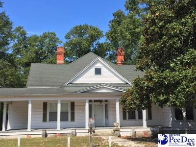 Hartsville Single Family Home Uc/Show For Back Up: 710 Tema Road
