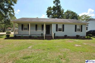 Florence Single Family Home Uc/Show For Back Up: 3850 Southborough Rd