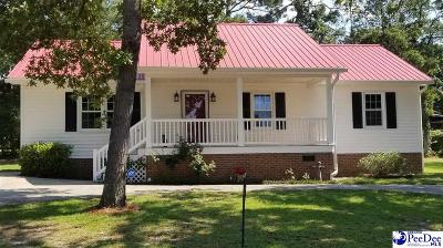 Hartsville Single Family Home For Sale: 201 Fernwood