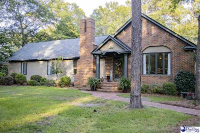 Florence Single Family Home Uc/Show For Back Up: 1806 Brigadoone Lane