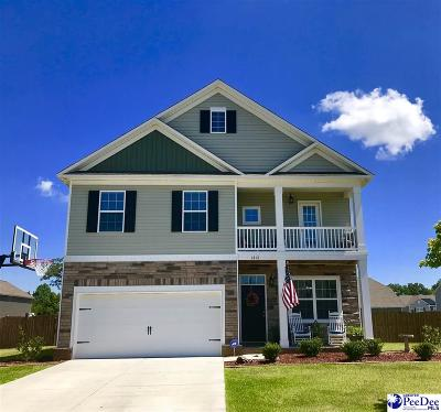 Effingham Single Family Home Uc/Show For Back Up: 1213 Turtle Dove Drive