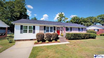 Florence Single Family Home For Sale: 2011 3rd Loop Rd.