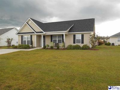 Florence Single Family Home For Sale: 857 Cribb