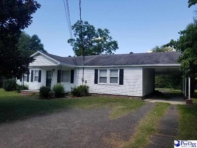 Florence Single Family Home For Sale: 2505 S Vance Drive