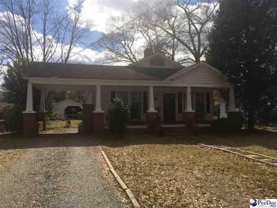 Dillon Single Family Home For Sale: 806 E Harrison St