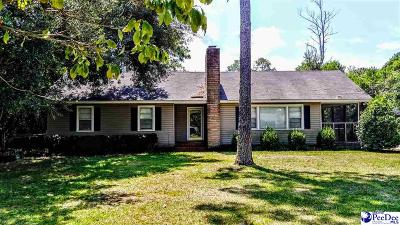 Florence Single Family Home For Sale: 2503 W Hillcrest Terrace