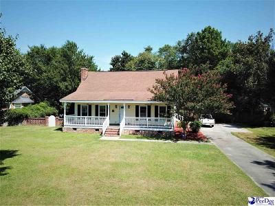 Florence Single Family Home Uc/Show For Back Up: 333 Green Acres Road