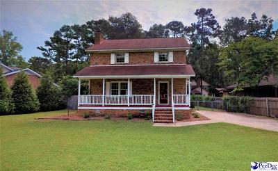 Florence Single Family Home For Sale: 320 Chippenham