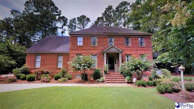 Florence Single Family Home For Sale: 2716 Trotter Road
